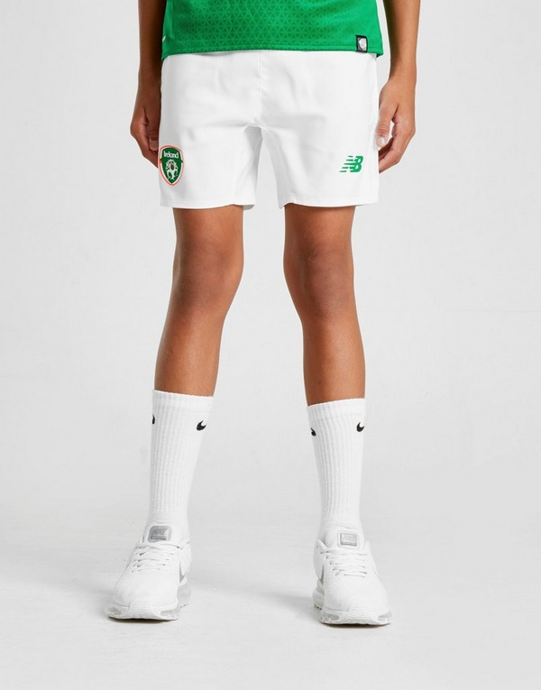 New Balance Republic of Ireland 2018/19 Home Shorts Junior