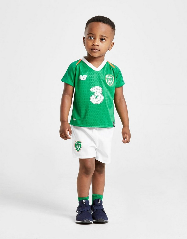 New Balance Republic of Ireland 2018/19 Home Peliasu Vauvat