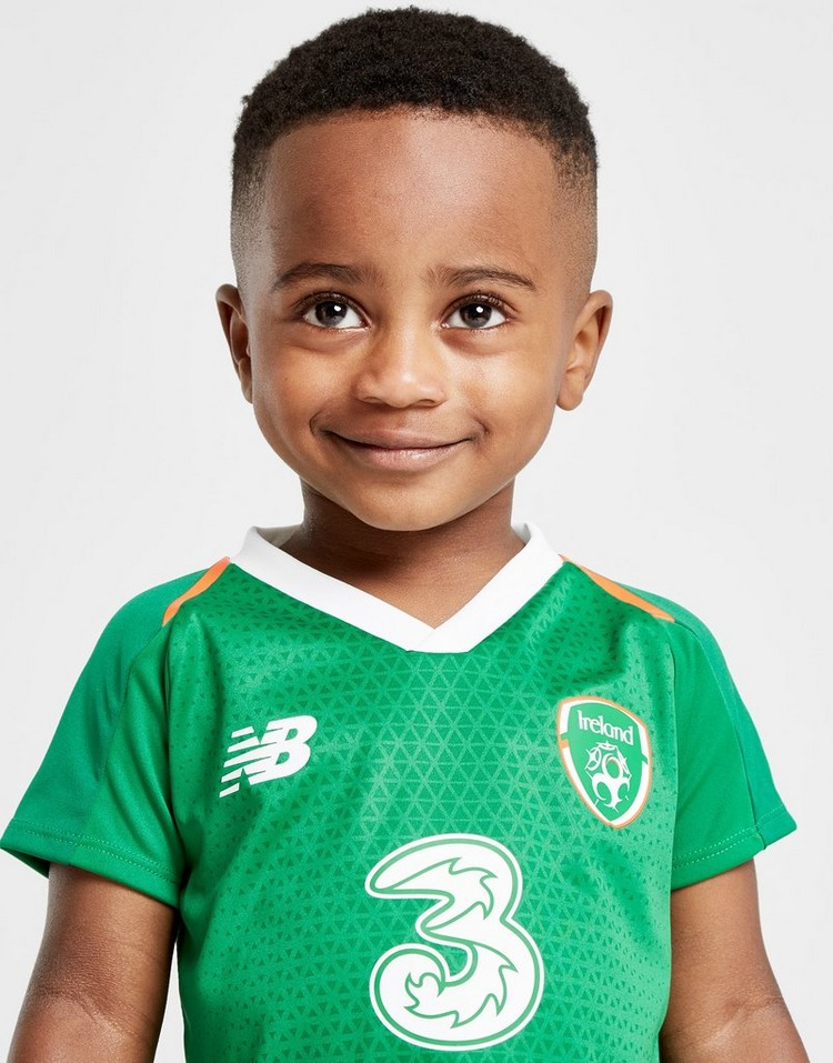 New Balance Republic of Ireland 2018/19 Home Peliasu Vauvat
