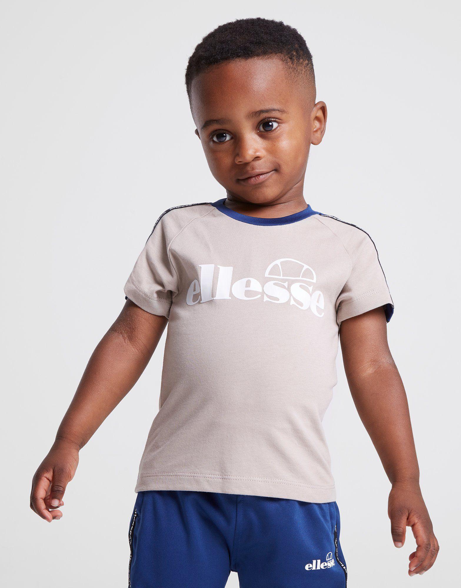 Ellesse Edison Tape T-Shirt Infant