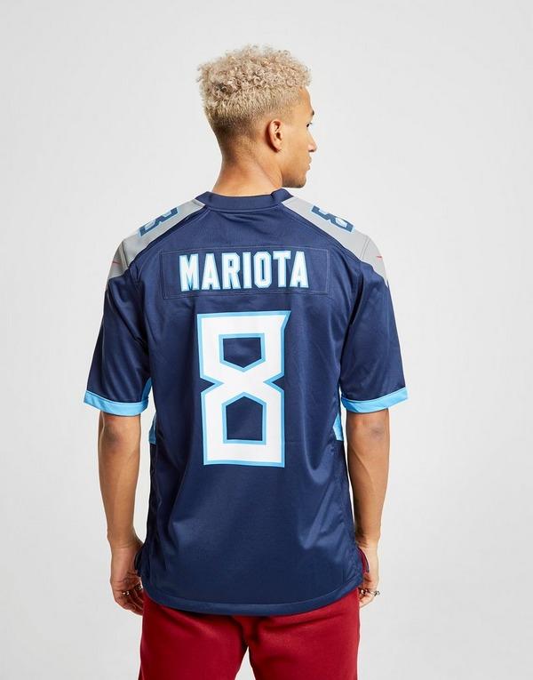 Nike NFL Tennessee Titans Mariota #8 Jersey