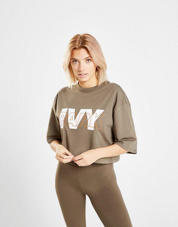 896f94d3220 IVY PARK Layer Logo Crop T-Shirt | JD Sports