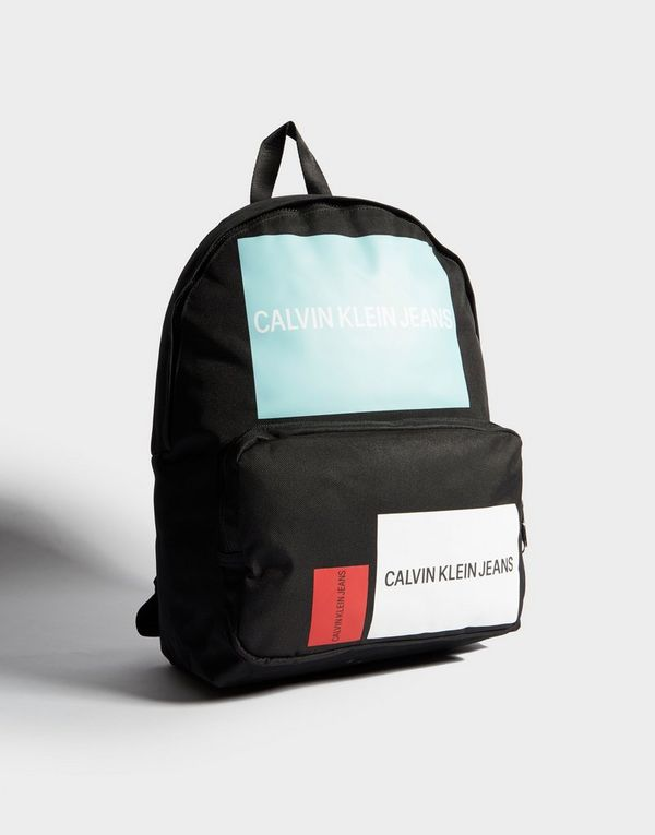 b89ee26a04fa66 Calvin Klein Jeans Patch Backpack | JD Sports