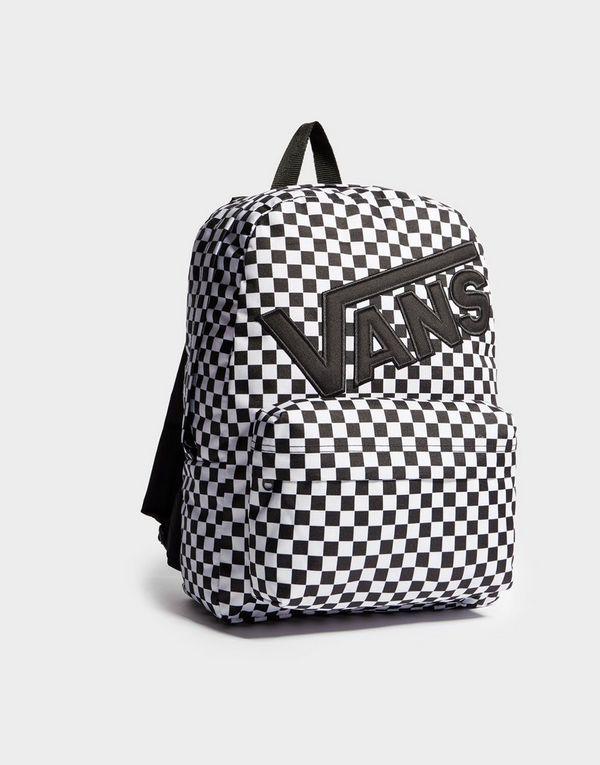 5548c54953e Vans Check Backpack | JD Sports
