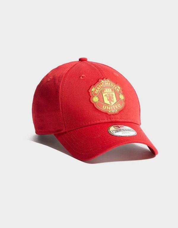 f4c556980 New Era Manchester United FC 9FORTY Cap Junior | JD Sports