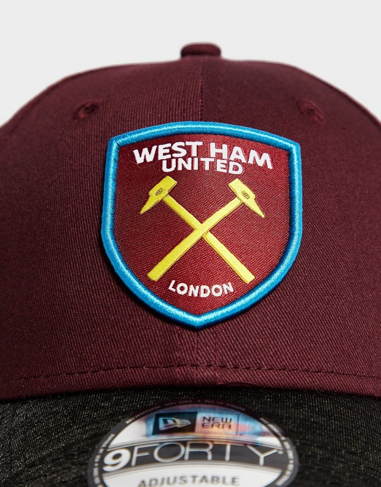 New Era West Ham United FC 9FORTY Cap