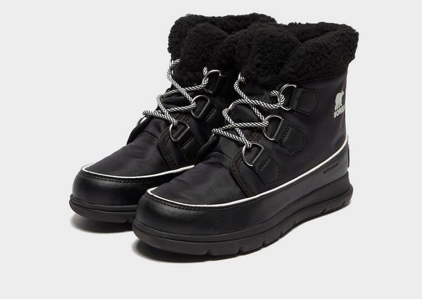 Acherter Noir Sorel Explorer Carnival Boots Femme | JD Sports