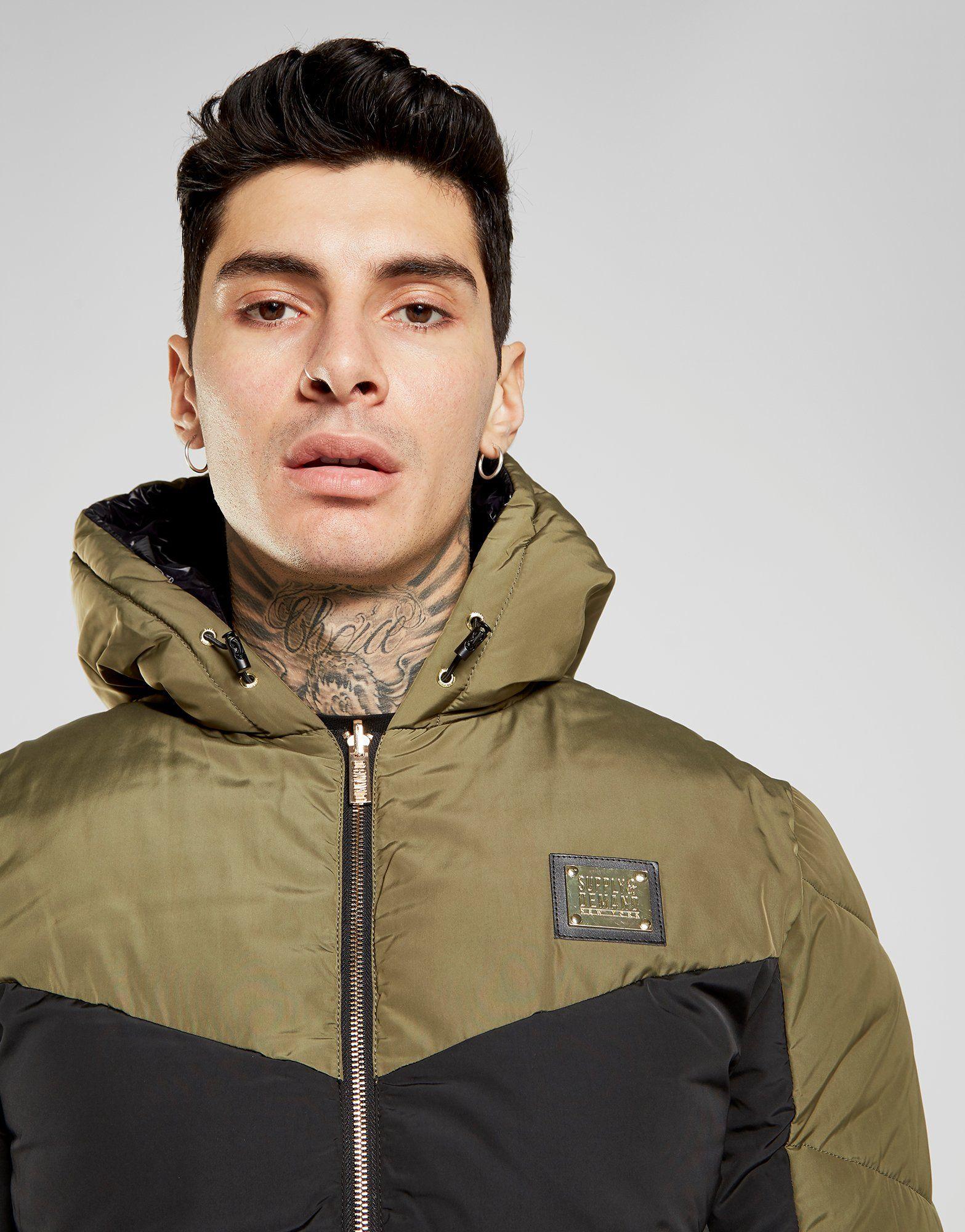 Supply & Demand Peak Reversible Jacket