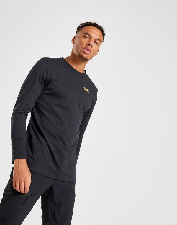 Jack Wolfskin Essential Long Sleeve T-Shirt