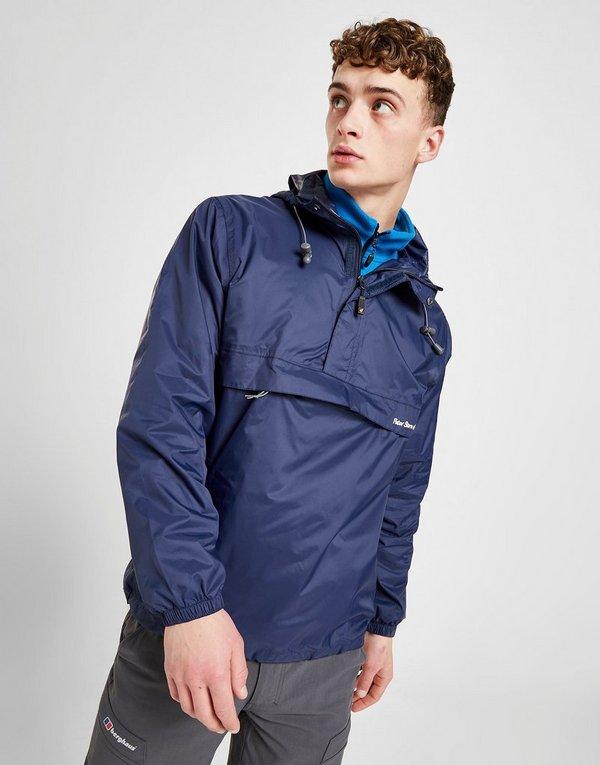 Peter Storm Mens Packable Cagoule Blue M