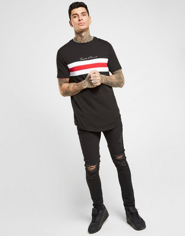 Supply & Demand Essential Distressed Skinny