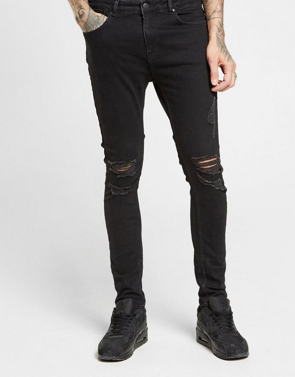 Supply & Demand Essential Distressed Skinny Jeans