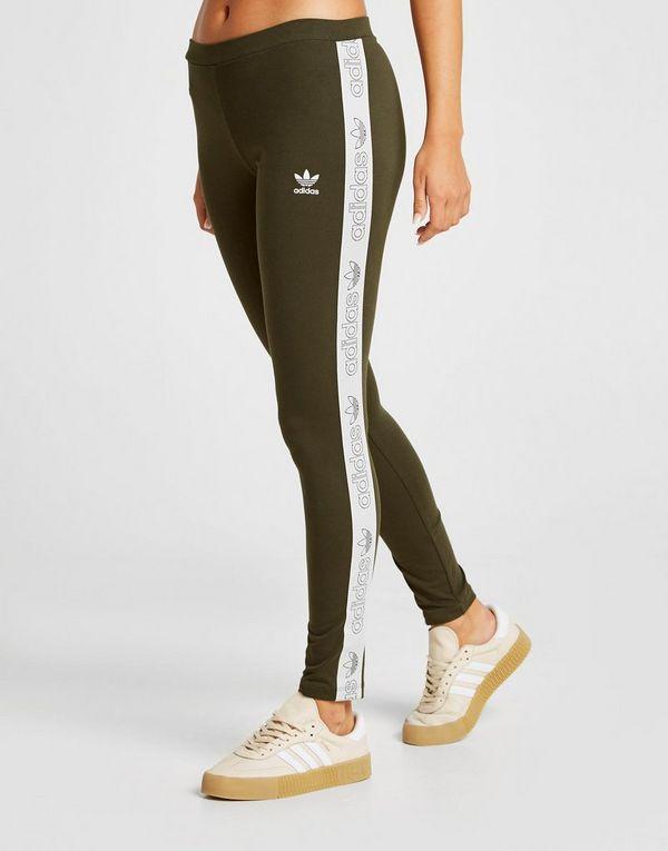 be65b2bdead43c adidas Originals Tape Leggings | JD Sports