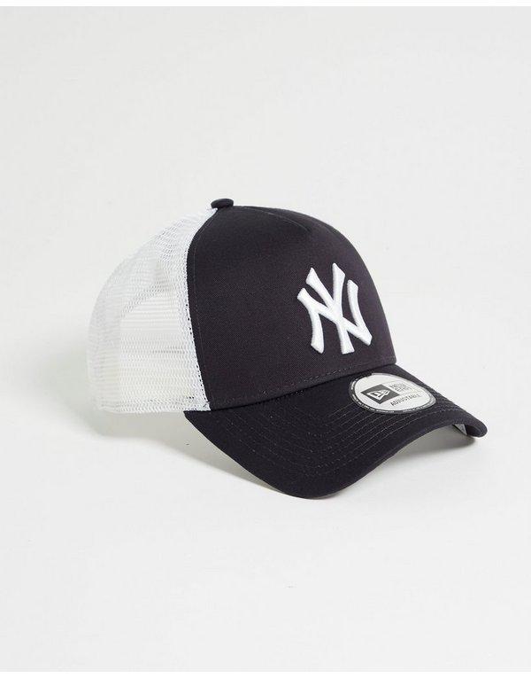 7d17ab3cd New Era MLB New York Yankees Snapback Trucker Cap | JD Sports