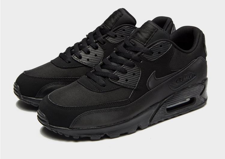 Buy Black Nike Air Max 90 | JD Sports