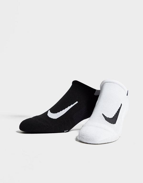 Nike 2 Pack Multiplier Running Calze
