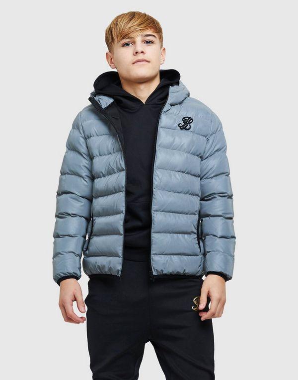 f912b813452c ILLUSIVE LONDON Reflective Padded Jacket Junior