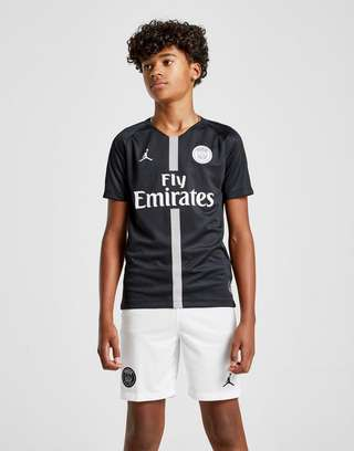 on sale 53100 d9aae Jordan Paris Saint Germain 2018/19 Jersey Junior   JD Sports