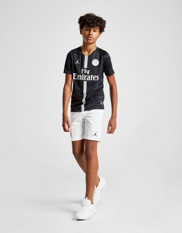 bf65bcdb02fb0c NIKE 2018 19 Paris Saint-Germain Stadium Third Older Kids  Football Shirt