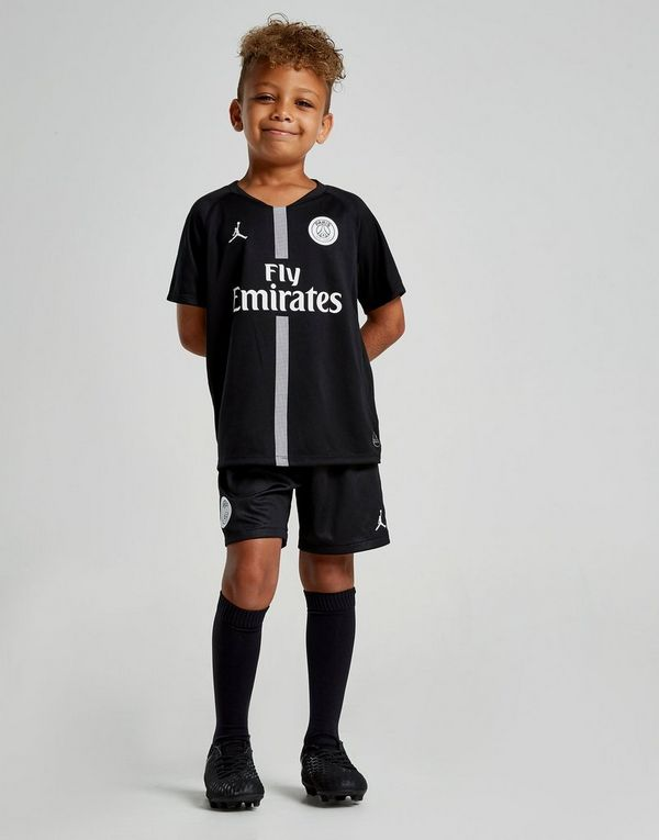 b3b71a0ad Jordan x Paris Saint Germain 2018/19 CL Home Kit Children | JD Sports
