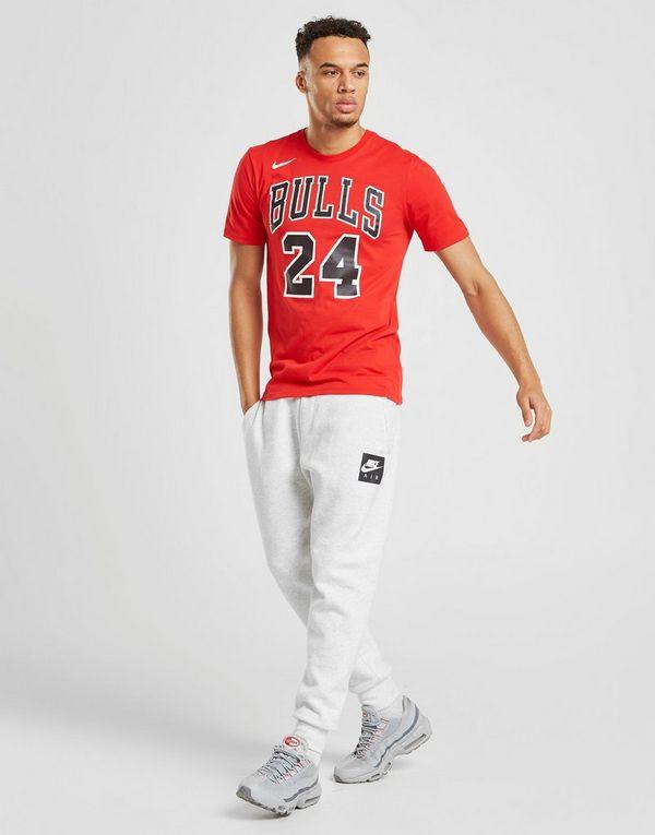 52642eeb98a NIKE Zach LaVine Chicago Bulls Nike Dri-FIT Men s NBA T-Shirt