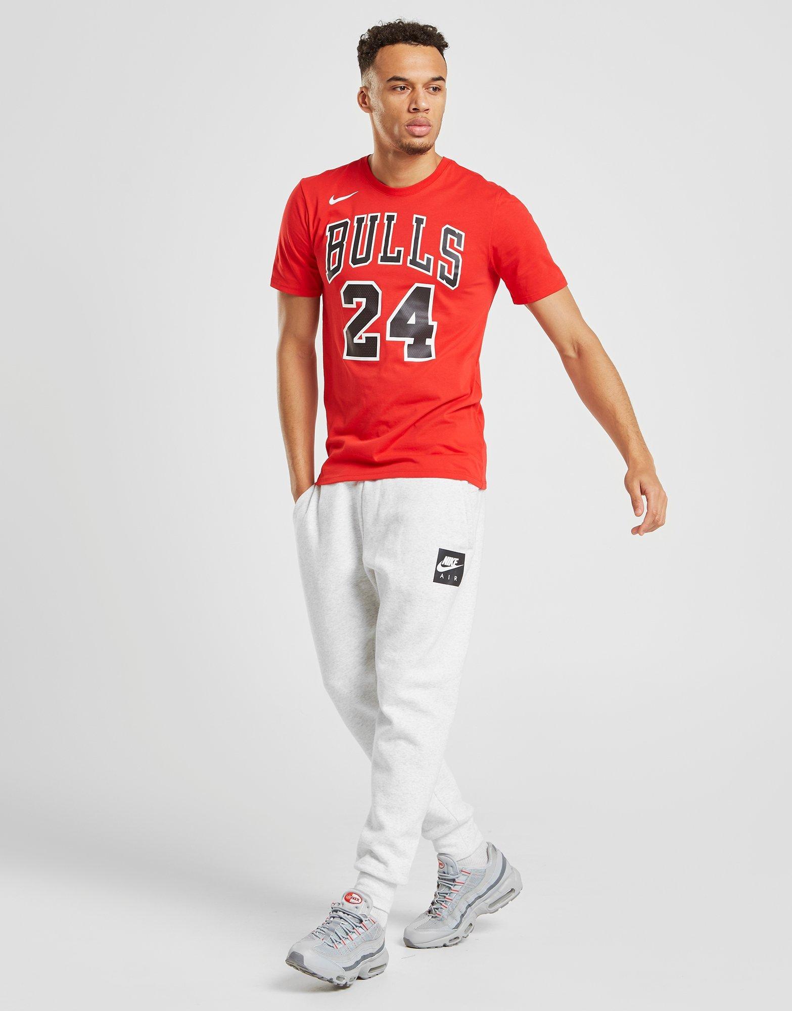 NIKE Zach LaVine Chicago Bulls Nike Dri-FIT Men's NBA T-Shirt