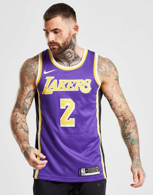 214fdc831a5 Nike NBA Los Angeles Lakers Swingman Jersey