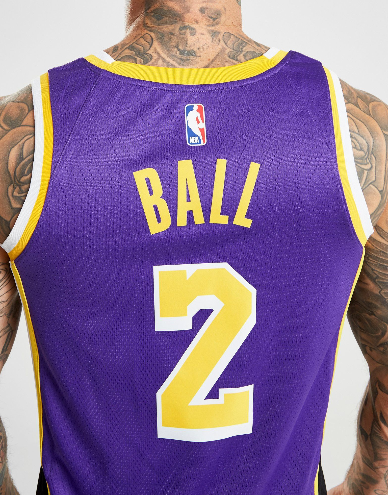 Nike NBA Los Angeles Lakers Swingman Jersey