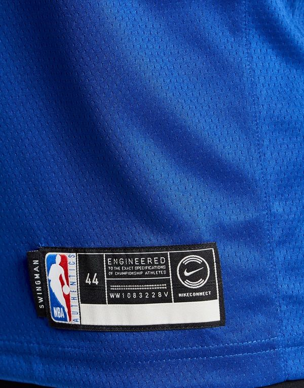 pretty nice 9cb6f f5f42 Nike Frank Ntilikina Icon Edition Swingman (New York Knicks ...