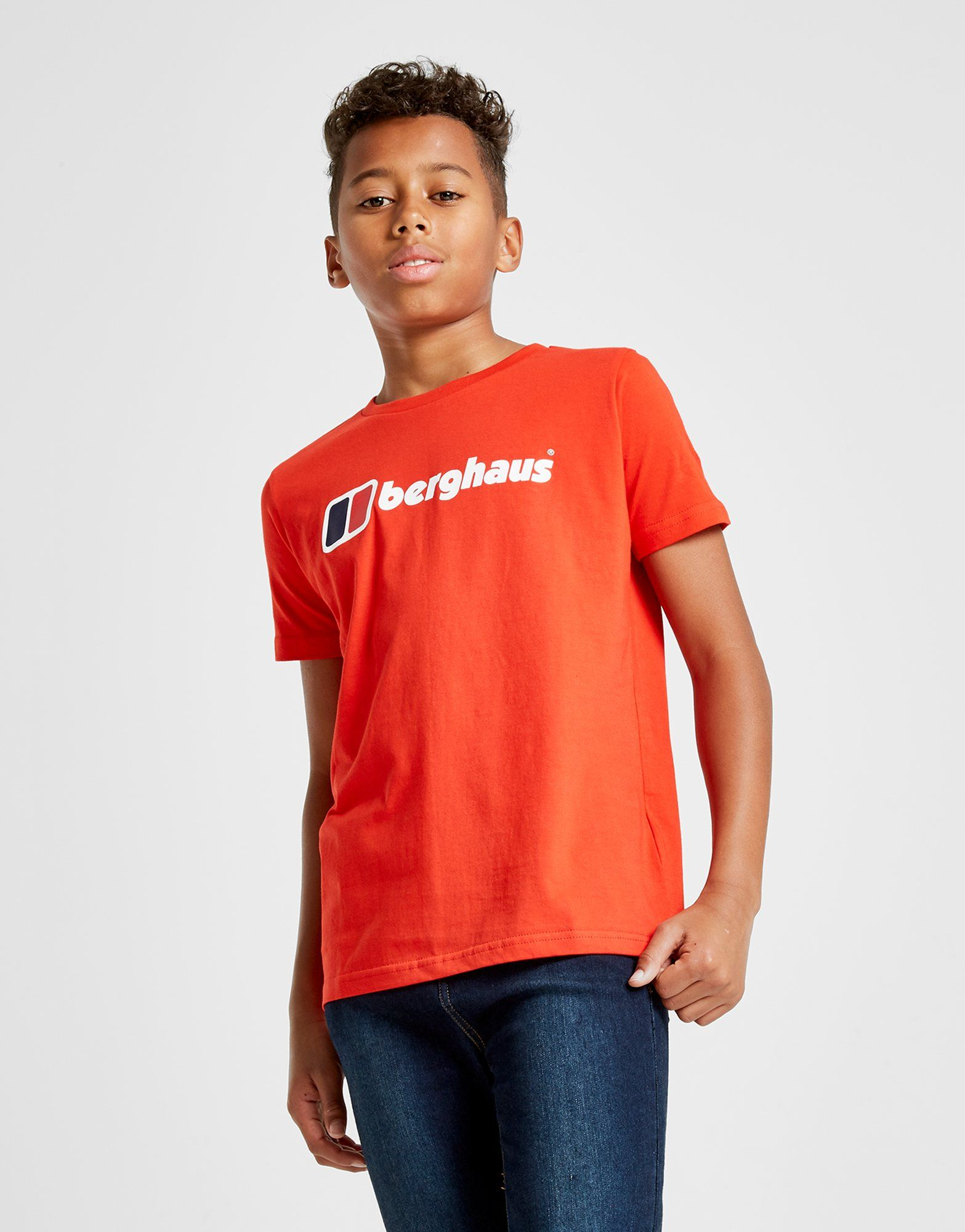 e6211acc Berghaus Logo T-Shirt Junior | JD Sports