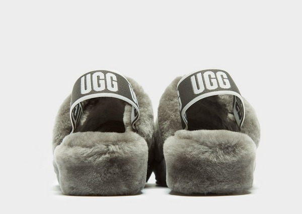 UGG zapatillas Fluff Yeah Logo para mujer