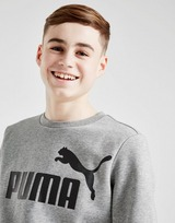 Puma Core Logo Crew Sweatshirt Junior