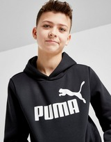 Puma sudadera con capucha Core Logo júnior