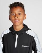 Sonneti Target 1/4 Zip Track Top Junior