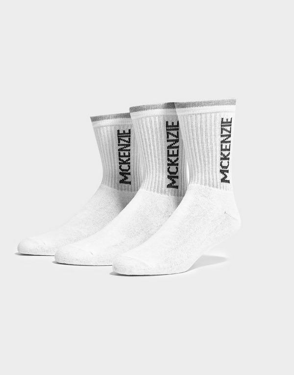 McKenzie 3 Pack Sports Socken Kinder