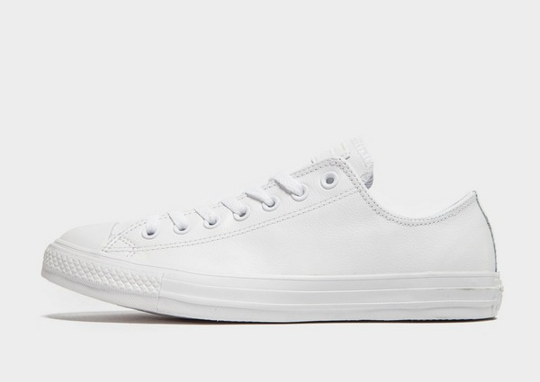 Converse Chuck Taylor All Star Ox Leather Mono Trainer