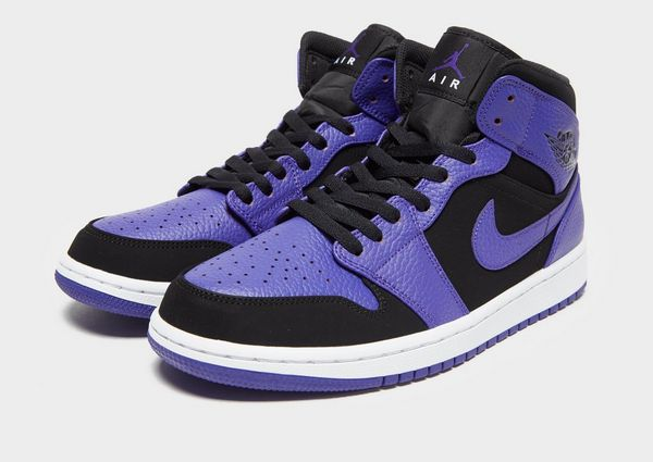 new product 4faa8 4828d Nike Air Jordan 1 Mid Men's Shoe | JD Sports