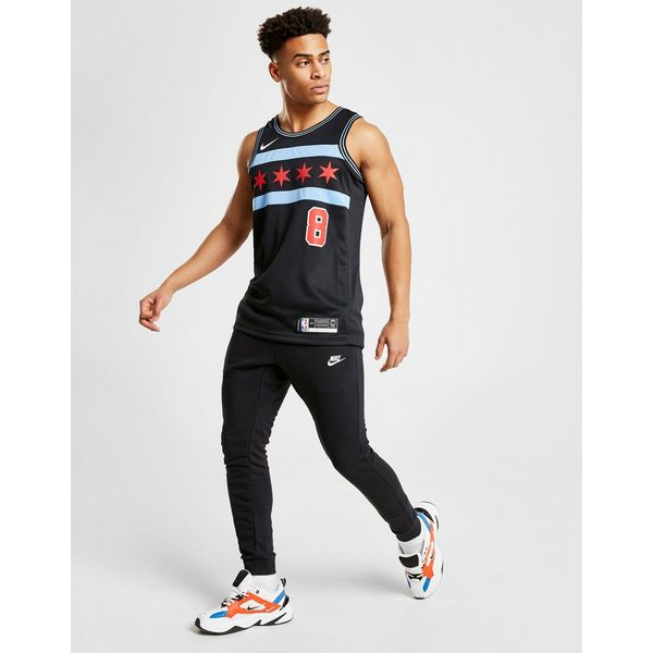NIKE Zach LaVine City Edition Swingman (Chicago Bulls) Men's Nike NBA Connected Jersey