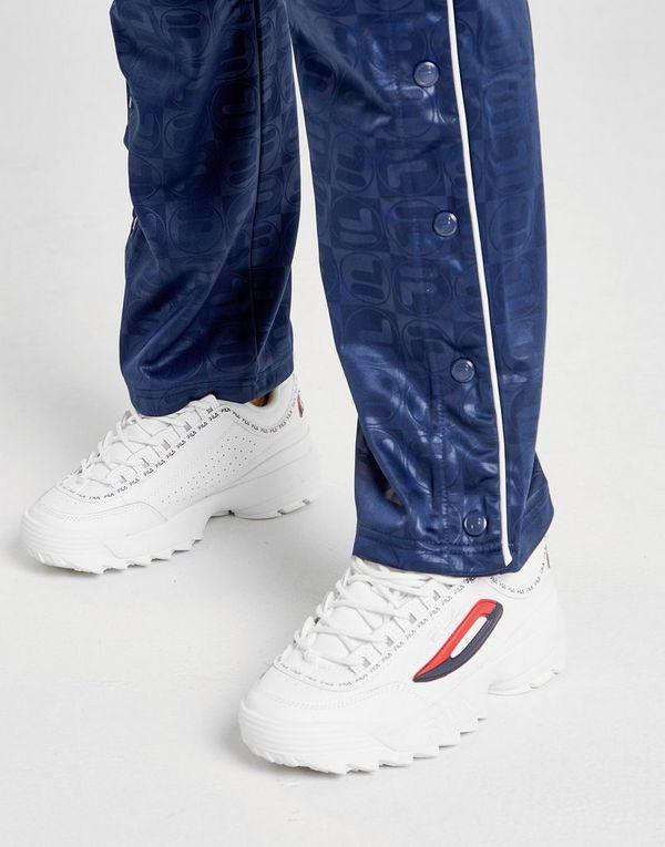 0b2a94510cc5ed Fila All Over Print Popper Pants Pantaloni sportivi Donna