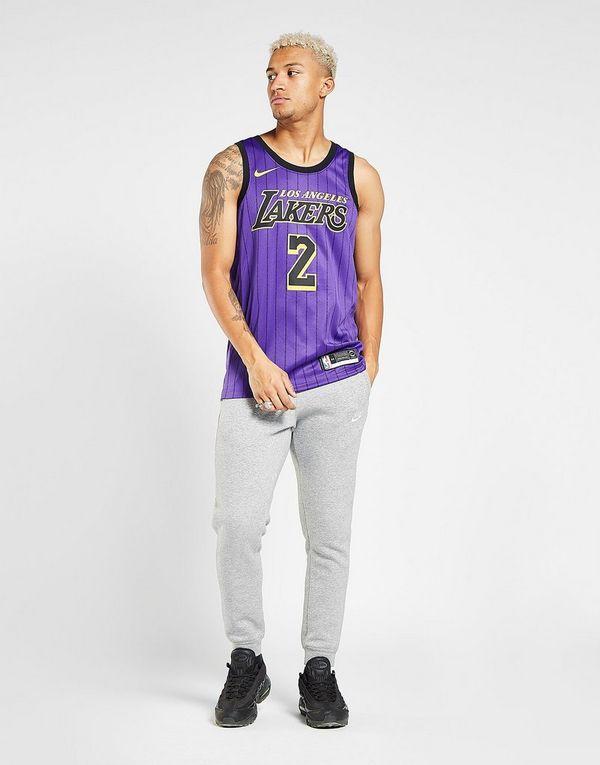 bdadd85207b5 ... Nike NBA Los Angeles Lakers Ball  2 City Jersey ...