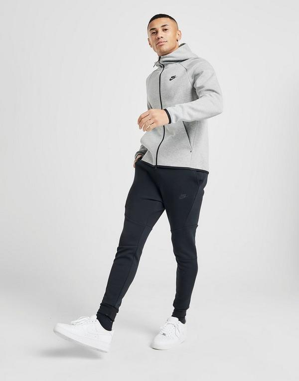 Osta Nike Vetoketjullinen Tech Windrunner huppari Miehet Harmaa