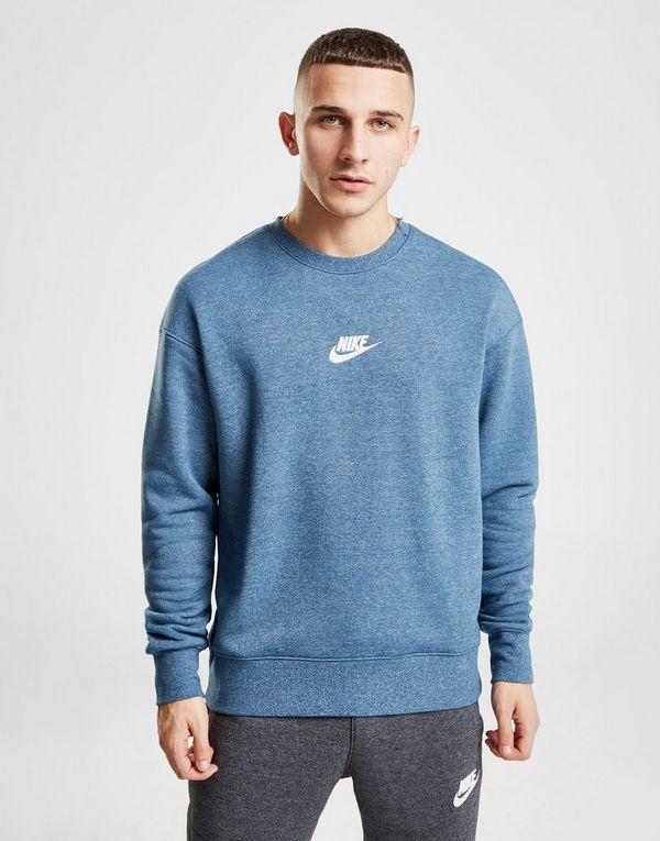 0bc225578068 Nike Heritage Crew Sweatshirt