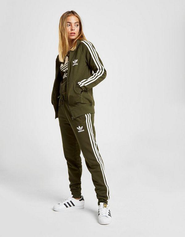 7da662f9a78ab6 adidas Originals 3-Stripes California Full Zip Hoodie   JD Sports
