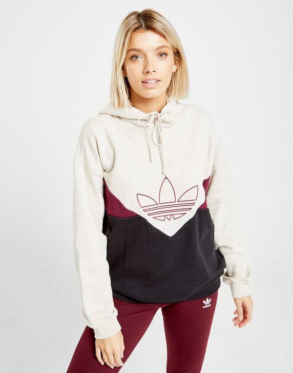 vende diseñador de moda mejor sitio web adidas Originals sudadera con capucha Colorado 1/4 Zip | JD ...