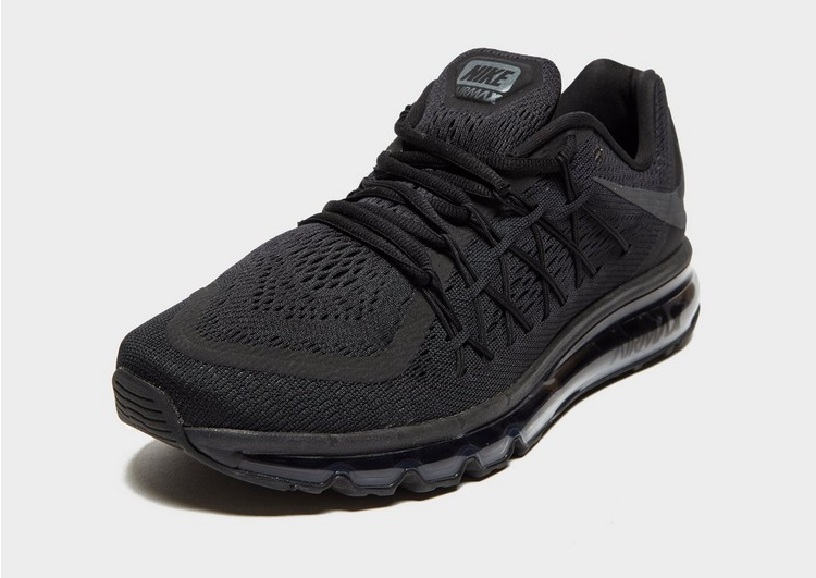Buy Black Nike Air Max 2015 | JD Sports