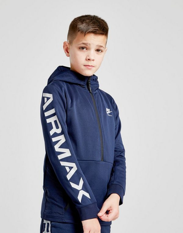 Max Air Zip Sports 12 JuniorJd Nike Hoodie nmOv0N8w