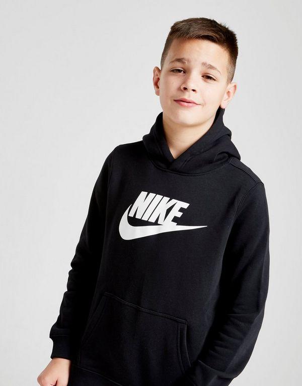 Nike Club Logo Hoodie Junior | JD Sports