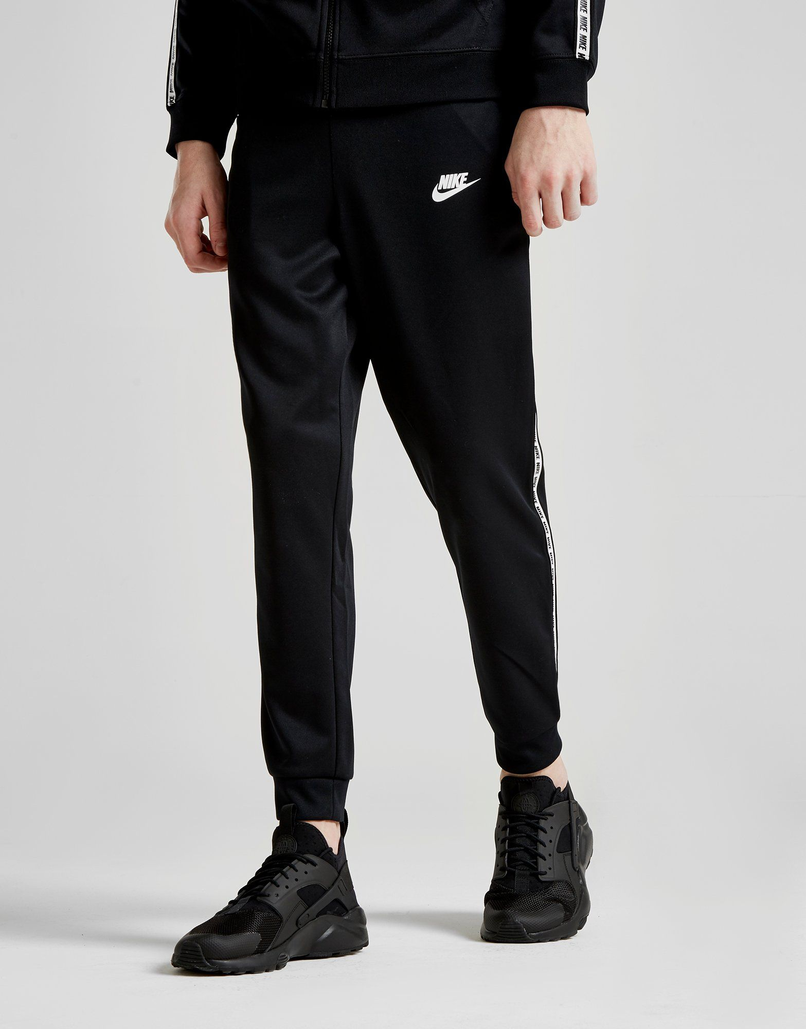 f6f9e041 Nike Tape Poly Track Pants Junior | JD Sports