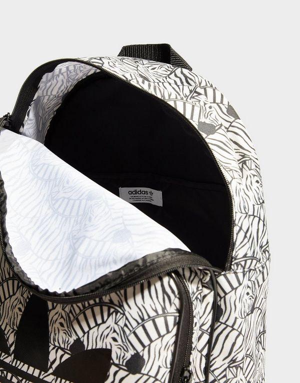 f227278b7 adidas Originals Classic Zebra Backpack