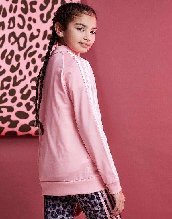 00f6ef4b333a adidas Originals Girls  Trefoil Superstar Track Top Junior